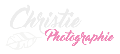 logo Christie Photographie header
